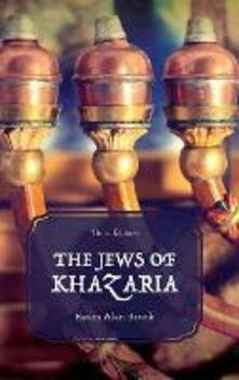 The Jews of Khazaria - Kevin Alan Brook - cover