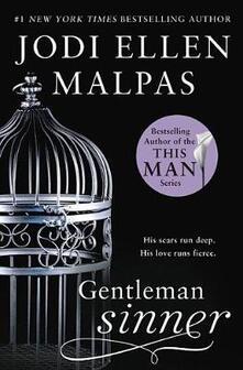 Gentleman Sinner - Jodi Ellen Malpas - cover
