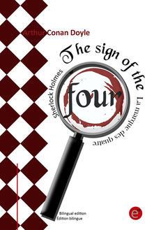Thesign of the four-La marque des quatre. Ediz. bilingue