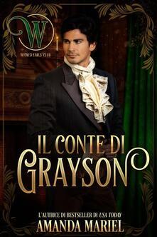 Il Conte di Grayson - Amanda Mariel - ebook