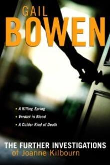 Joanne Kilbourn Mysteries 3-Book Bundle Volume 2