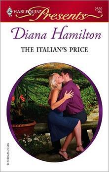 The Italian's Price