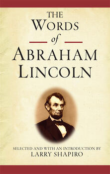 Words of Abraham Lincoln