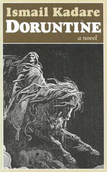 Doruntine - Ismail Kadare - cover