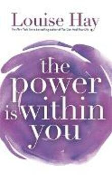 The Power Is Within You - Louise Hay - cover