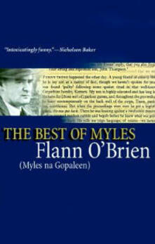 The Best of Myles - Flann O'Brien - cover