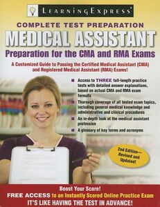 Libro in inglese Medical Assistant Exam: Preparation for the CMA and RMA Exams