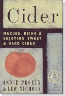 Cider - Annie Proulx,Lew Nichols - cover