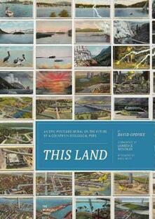This Land - Lawrence Weschler,David Opdyke - cover