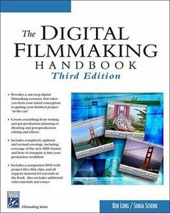 The digital film making handbook - Mark Brindle - copertina