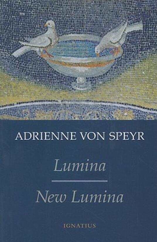Lumina and New Lumina - Adrienne Von Speyr - cover
