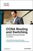 Libro in inglese CCNA Routing and Switching Portable Command Guide Scott Empson