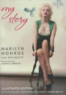 My Story - Marilyn Monroe - cover