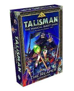 Giocattolo Talisman. The Reaper Expansion Giochi Uniti