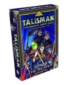 Giocattolo Talisman. The Reaper Expansion Giochi Uniti 0