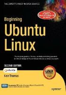 Beginning Ubuntu Linux: From Novice to Professional - Keir Thomas - cover
