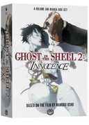 Libro in inglese Ghost in the Shell 2: Innocence: 4-Volume Ani-Manga Box Set Mamoru Oshii