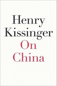 Libro in inglese On China  - Henry Kissinger