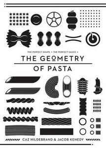 The Geometry of Pasta - Caz Hildebrand - cover