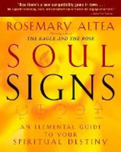 Soul Signs - Rosemary Altea - cover