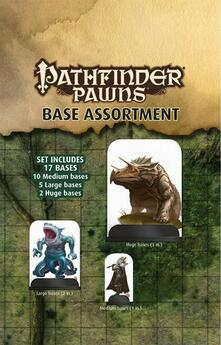 Pathfinder Pawns. Base Assortment
