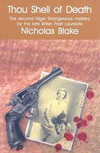 Libro in inglese Thou Shell of Death  - Nicholas Blake