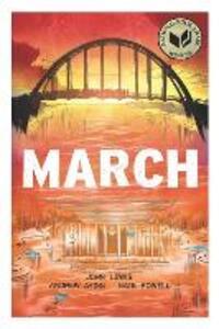 March (Trilogy Slipcase Set) - Andrew Aydin,John Lewis - cover