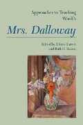 Libro in inglese Approaches to Teaching Woolf's Mrs. Dalloway