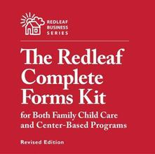 Redleaf Complete Forms Kit for Both Family Child Care and Early Childhood Professionals - Redleaf Press - cover