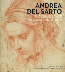 Andrea del Sarto - Julian Brooks - cover