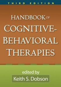 Libro in inglese Handbook of Cognitive-behavioral Therapies