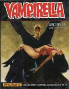 Vampirella Archives Volume 2 - Various - cover