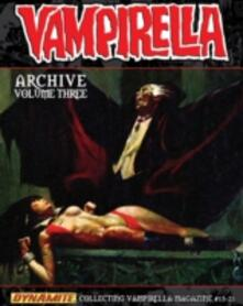Vampirella Archives Volume 3 - Various - cover