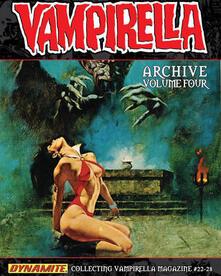 Vampirella Archives Volume 4 - Various - cover