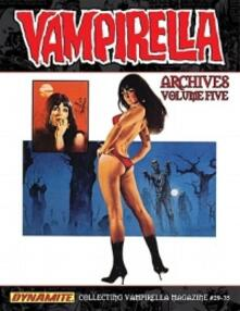 Vampirella Archives Volume 5 - Various - cover