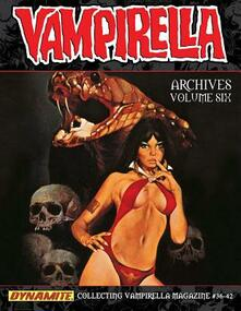 Vampirella Archives Volume 6 - Various - cover