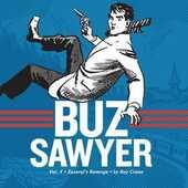 Libro in inglese Buz Sawyer Book 4: Zazarof's Revenge Roy Crane