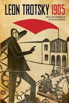 1905: Leon Trotsky - Leon Trotsky - cover