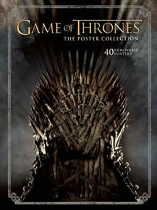Game of Thrones: The Poster Collection - . HBO - cover