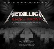 Libro in inglese Metallica: Back to the Front Matt Taylor