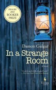 In a strange room - Damon Galgut - copertina