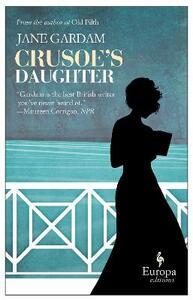Crusoe's daughter - Jane Gardam - copertina