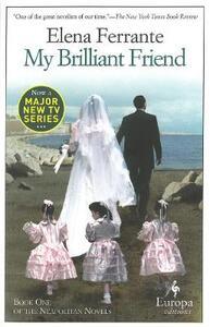 My brilliant friend. Vol. 1 - Elena Ferrante - copertina