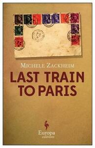 Last train to Paris
