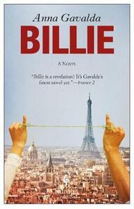 Billie - Anna Gavalda - copertina