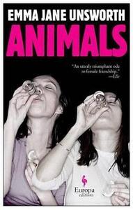 Animals - Emma J. Unsworth - copertina