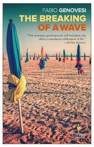 The breaking of a wave - Fabio Genovesi - copertina