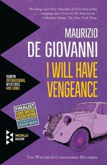Premioquesti.it I will have vengeance Image