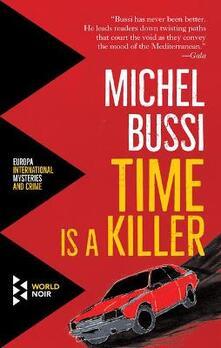 Time is a killer - Michel Bussi - copertina