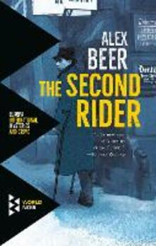 The Second Rider - Alex Beer - cover